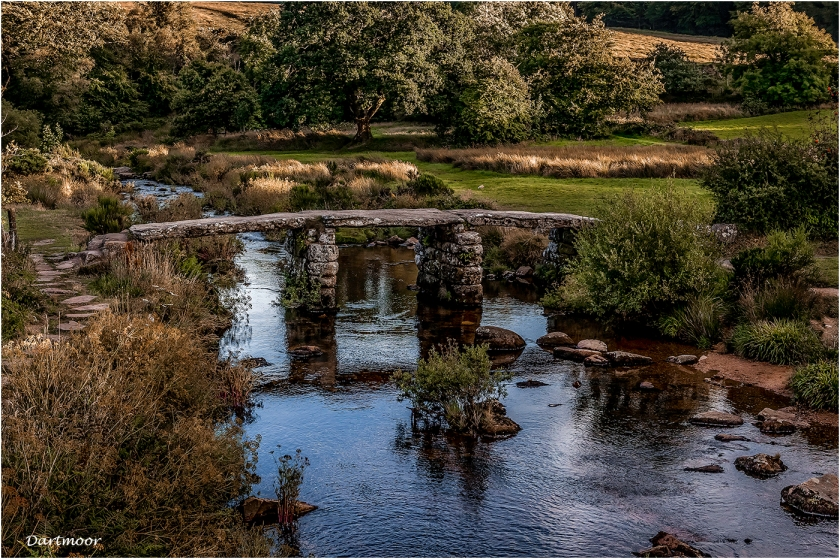 Dartmoor by Malcolm Leach